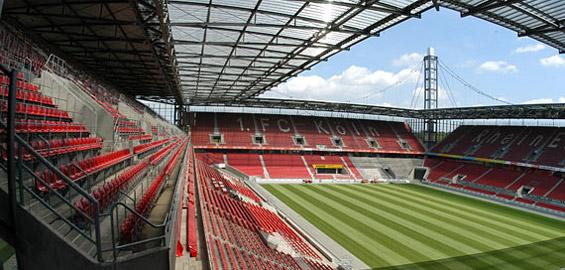 Rheinenergie Stadion Parken