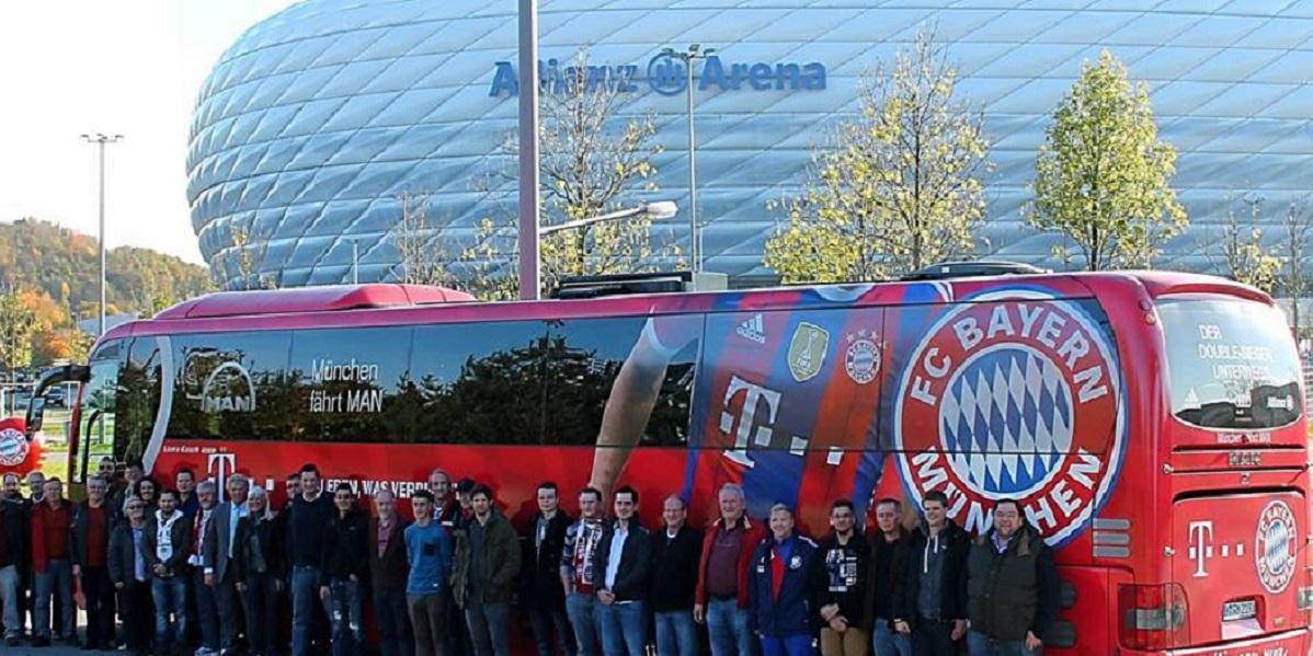 für Firmengruppen, Vereine und Gäste in München